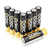 Odec AAA Ni-MH Piles Rechargeables, 1,2 V 1000mAh Accus HR03/Micro, lot de 8, 1200 cycles