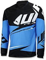 Camiseta De Mx Niño Ufo 2017 Revolt Azul (Xxs Niño , Azul)