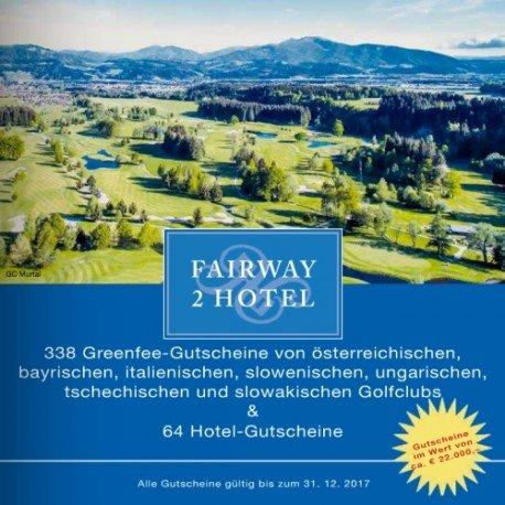 Preisvergleich Produktbild Fairway2Hotel 2017