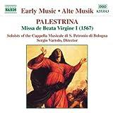 Palestrina/missa De Beata