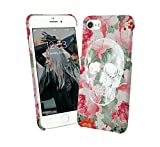 Rock and Roll Girly Shadow Skull Flowers Bloom Spring Soft Pink Revolution Punk - Best Reviews Guide