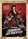 SAVAGE STREETS--Special Uncut Edition--Linda Blair--1984--
