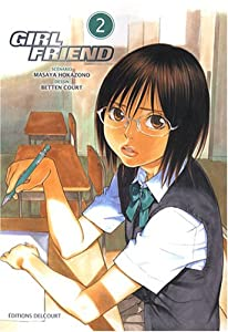 Girlfriend Edition simple Tome 2