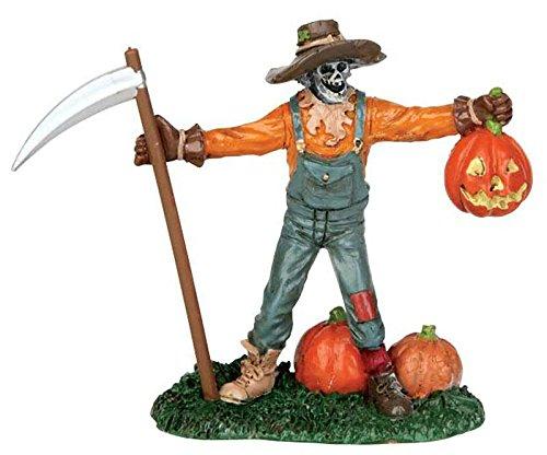Lemax - Freaky Farmer - Verrückter Farmer - Spooky Town - Polyresin - Figuren & Zubehör für Halloween