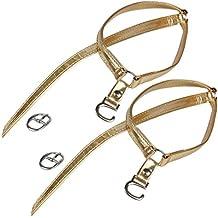 Andux Correas para Zapatos Removibles-Para sujetar zapatos de taco alto,Cuñas,Pisos de balletflojos SJXD-01