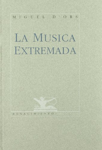 Musica Extremada. Poesia. (Calle del Aire)