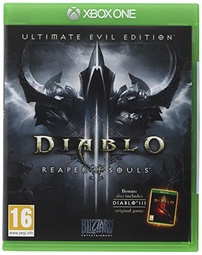 Diablo III (3), Reaper of Souls (Ultimate Evil Edition)  Xbox One (Of Reaper Xbox Iii Souls Diablo)