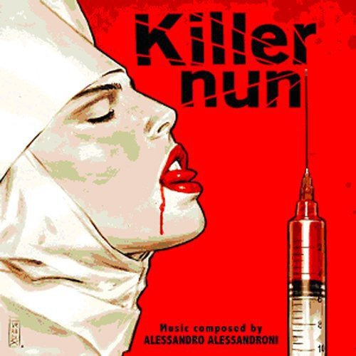 Killer Nun (Lp/Red Vinyl/Poster/Obi Strip) [Vinyl LP]