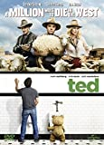 A Million Ways to Die in the West / Ted (Double Pack) [DVD]