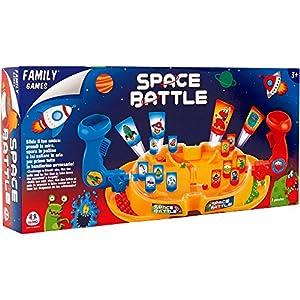 GLOBO, Space Battle Shoot Game (37862), Multicolor