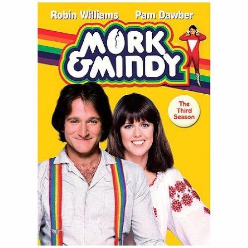 Mork & Mindy: Season 3 DVD