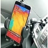 Samsung Galaxy Note 3 III 'Easy Fit' Véhicule Monture Ventilation (sku 17826)