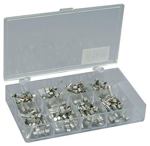 Quecksilber 799.050uk Sortiment von Sicherungen-Silber (160-teilig)