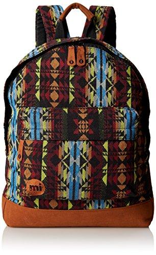 Mi-Pac Premium, Mochila Tipo Casual, 41 cm, 17 Litros, Aztec Weave
