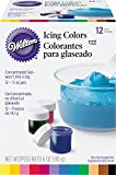 Wilton Icing Colors 1/2 Ounce 12/Pkg Assorted Colors W5580
