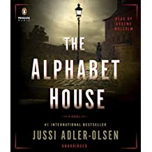 The Alphabet House by Jussi Adler-Olsen (2015-02-24)