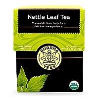 Nettle Leaf Tea - Organic Herbs - 18 Bleach Free Tea Bags