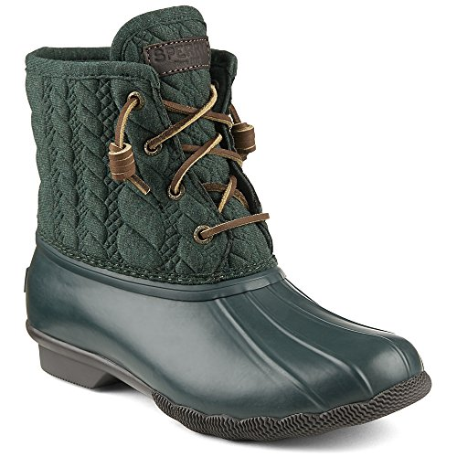 Sperry Top-Sider Stivali da donna acqua salata Green