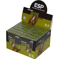 ESP Sense - 36 (12 x 3) mit Kokosnussöl behandelte Kondome - Sparpack! Vegane Kondome! preisvergleich bei billige-tabletten.eu