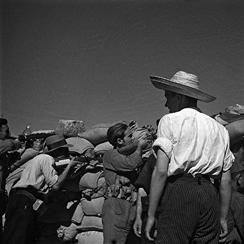 Gerda Taro, Photojournalist: With Robert Capa in the Spanish Civil War por Irme Schaber