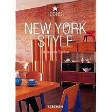 New York Style: 25 Jahre TASCHEN (Taschen 25th Anniversary Icon Series)