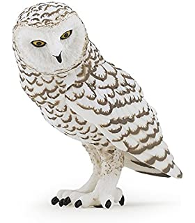 Schleich Europe Wild Life New with Tag SNOWY OWL 14671