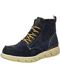 Hilfiger Denim Herren J2385ohn 1b Hohe Sneakers