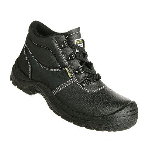 46e3ce70f45c SAFETY JOGGER Chaussures de sécurité Montantes SAFETYBOY S1P