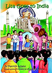 Lisa Goes To India (Amazing Lisa Book 4) (English Edition)