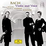 #1: Bach,J.S.: Violin and Voice