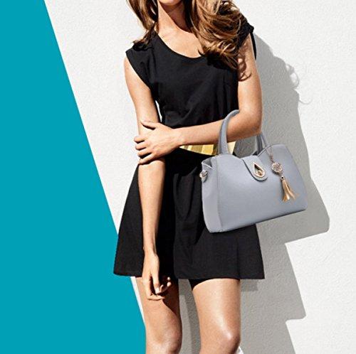 LAIDAYE Frau Fashion Bankett Temperament Tragbare Schulter Umhängetasche 8