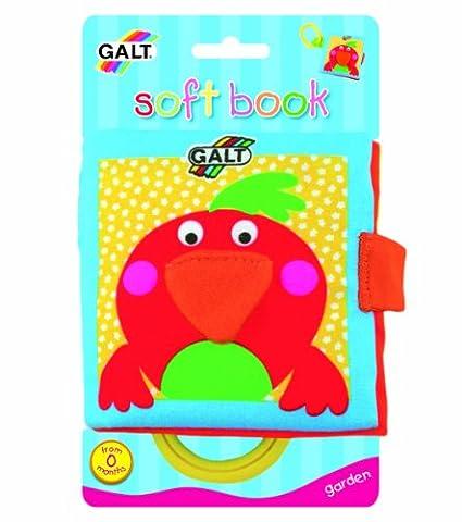 Galt Toys 1003706Soft Book Garden