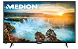 MEDION® LIFE X18061 (MD 31110), 125,7cm (50') Smart-TV mit LED-Backlight Technologie (Full HD, 600 MPI, HD Triple Tuner, DVB-T2 HD, CI+, HDMI, USB), Netflix App, schwarz