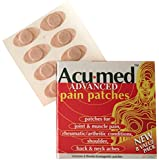 Acumed Pain Relief Patches - Effective For Back, Neck, Knee & Arthritic Pain with Magnetic Therapy (1 pack of 8)