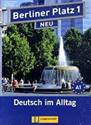 Berliner Platz Neu: Lehr- Und Arbeitsbuch 1 MIT 2 Audio-Cds Und Treffpunkt D-A-Ch (German Edition) by Theo; Rohrmann, Lutz; Lemcke, Christiane Scherling (2005-02-10)