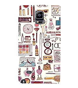 PrintVisa Designer Back Case Cover for Samsung Galaxy Note Edge :: Samsung Galaxy Note Edge N915Fy N915A N915T N915K/N915L/N915S N915G N915D (Painitings Watch Cute Fashion Laptop Bluetooth )