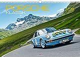 Porsche Klassik - Kalender 2019 - Delius-Klasing-Verlag - Wandkalender mit schnittigen Porsche-Modellen - 67,5 cm x 47 cm