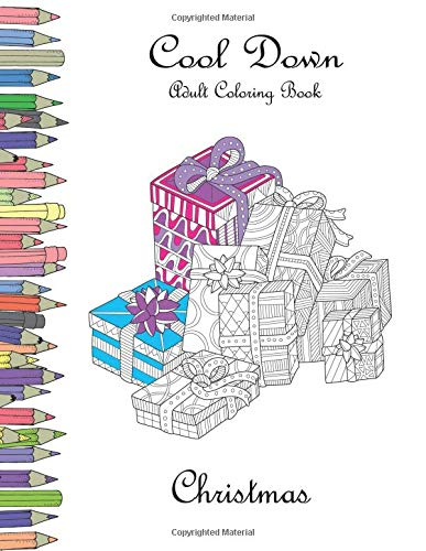 Cool Down - Adult Coloring Book: Christmas por York P. Herpers