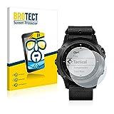 BROTECT Schutzfolie kompatibel mit Garmin Tactix Bravo [2er Pack] - klarer Bildschirmschutz