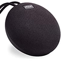 Mivi Roam 5 Watts Ultra-Portable Wireless Bluetooth Water Proof Speaker BS5RM (Black)