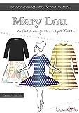 Schnittmuster und Nähanleitung - Kinder Kleid - Mary Lou