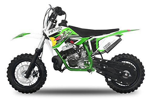 Dirtbike-49cc-NRG-50-1010-New-Design-Bike-Quad-Atv-Kinderfahrzeug-Cross-Pocket