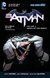 Batman Volume 3: Death of the Family TP (The New 52) (Batman (DC Comics Paperback))