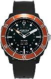 Alpina Watch AL-282LBO4V6 Negro, Rojo Reloj Inteligente - Relojes Inteligentes (35040 h, Negro, Rojo)
