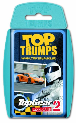 Preisvergleich Produktbild Winning Moves 61700 - Top Trumps - Top Gear