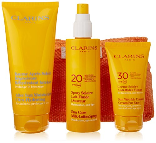 Clarins sol protección Essentials Set