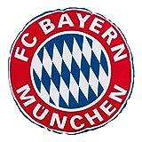 Rundkissen Rekordmeister FC Bayern MÜNCHEN Munich - Kissen, seat cushions, coussins de siège, cojines de los asientos
