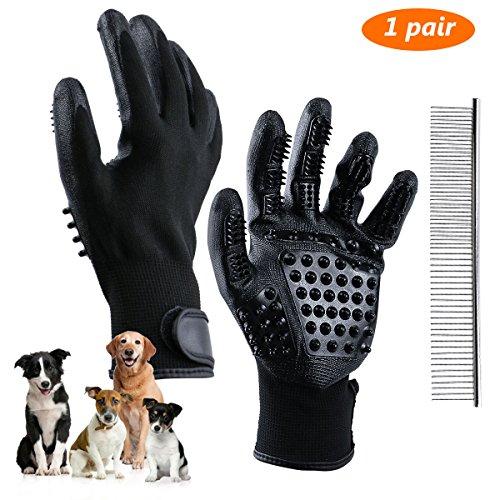 Guante-Peine para perros