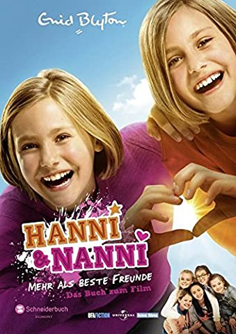 Hanni & Nanni - Das Buch zum Film: Mehr als beste Freunde