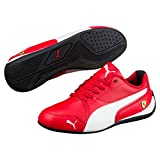 Puma Sf Drift Cat 7 Jr Rosso Corsa-Puma White 35.5 EU (4 US / 3 UK) (Kids)
